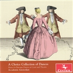 Academia Amsterdam - Choice Collection of Dances CD Cover Art