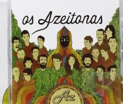 Os Azeitonas - Az CD Cover Art