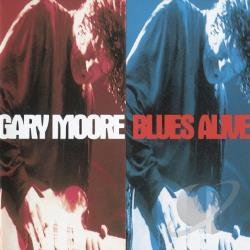 Moore, Gary - Blues Alive CD Cover Art