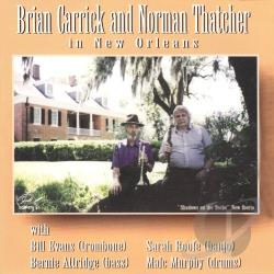 Carrick, Norman - Heritage Jazz Band CD Cover Art