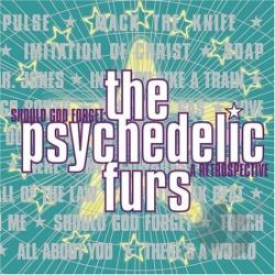 Psychedelic Furs - Should God Forget: A Retrospective CD Cover Art