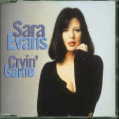 Evans, Sara - Cryin Game CD Cover Art