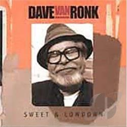Van Ronk, Dave - Sweet & Lowdown CD Cover Art