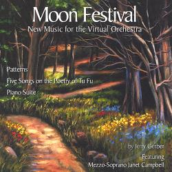 Campbell, Janet - Moon Festival: New Music for the Virtual Orchestra CD Cover Art
