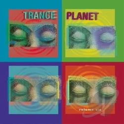 Trance Planet, Vol. 6 CD Cover Art