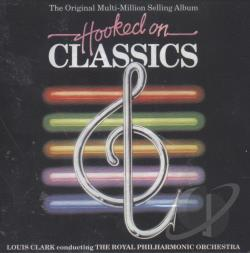Clark, Louis / Royal Philharmonic Orchestra - Hooked on Classics CD Cover Art