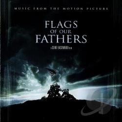 Eastwood, Clint - Flags of our Fathers CD Cover Art