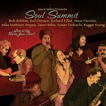 Miles, Jason / Soul Summit - Soul Summit CD Cover Art