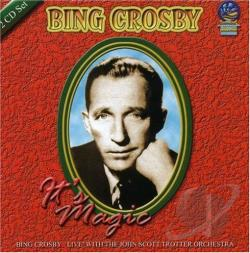Crosby, Bing - It's Magic CD Cover Art