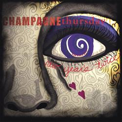 Champagne Thursday - New Year's Twice CD Cover Art