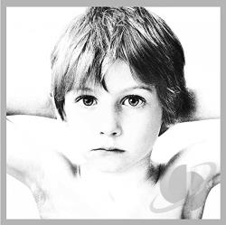 U2 - Boy CD Cover Art
