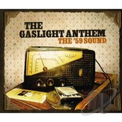Gaslight Anthem - 59 Sound DS Cover Art
