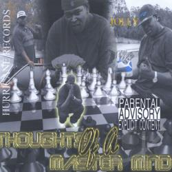 Jolly - Thoughts of a Master Mind CD Cover Art