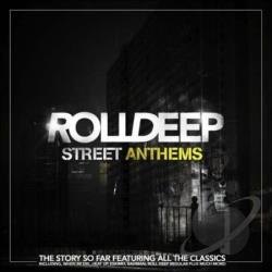 Roll Deep - Street Anthems CD Cover Art