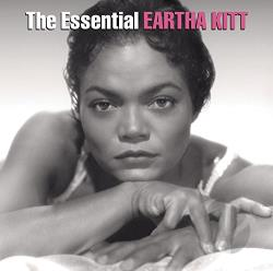 Kitt, Eartha - Essential Eartha Kitt CD Cover Art