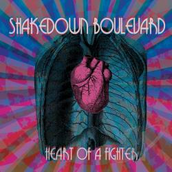 Shakedown Boulevard - Heart of a Fighter CD Cover Art