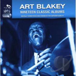 Blakey, Art - Nineteen Classic Albums CD Cover Art