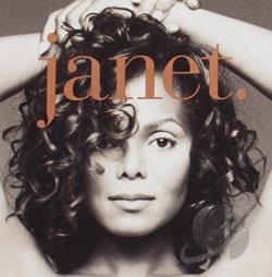Jackson, Janet - Janet. CD Cover Art