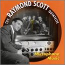 Scott, Raymond - Microphone Music CD Cover Art