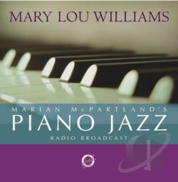 McPartland, Marian / Williams, Mary Lou - Marian McPartland's Piano Jazz Radio Broadcast CD Cover Art