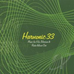 Harmonic 33 - Music for Film, Television and Radio, Vol. 1 CD Cover Art