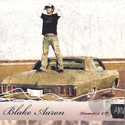 Aaron, Blake - Stranded EP CD Cover Art