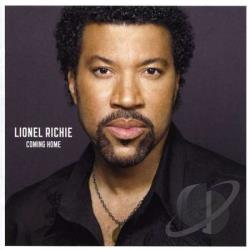 Richie, Lionel - Coming Home CD Cover Art