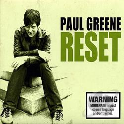 Greene, Paul - Reset CD Cover Art