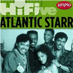 Atlantic Starr - Rhino Hi-Five: Atlantic Starr DB Cover Art