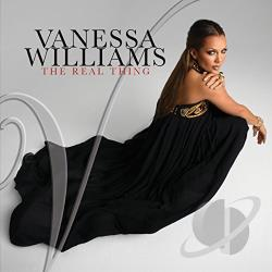 Williams, Vanessa - Real Thing CD Cover Art