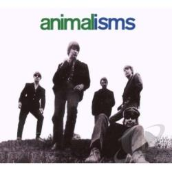 Animals - Animalisms CD Cover Art