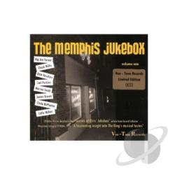 Memphis Jukebox, Vol. 1 CD Cover Art
