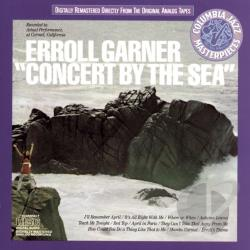 Garner, Erroll - Concert By The Sea CD Cover Art