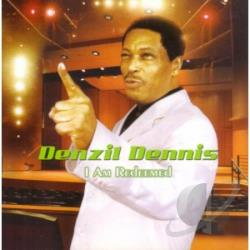 Dennis, Denzil - I Am Redeemed CD Cover Art