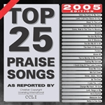 Maranatha! Praise Band - Top 25 Praise Songs 2005 DB Cover Art