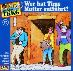 Wer Hat Tims Mutter Entfuhrt CD Cover Art