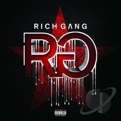 Rich Gang - Rich Gang CD Cover Art