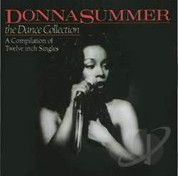 Summer, Donna - Dance Collection CD Cover Art