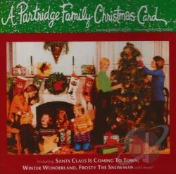 Partridge Family - Partridge Family Christmas Card CD Cover Art