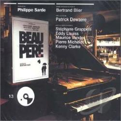 Sarde, Philippe - Beau-pere CD Cover Art