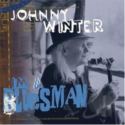 Winter, Johnny - I'm a Bluesman CD Cover Art