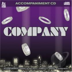 Karaoke - Karaoke: Company CD Cover Art