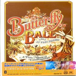Glover, Roger - Butterfly Ball Live 1975 DVD Cover Art