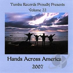 compilation - Hands Across America 2007 Vol.22 CD Cover Art