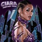 Ciara - Fantasy Ride CD Cover Art