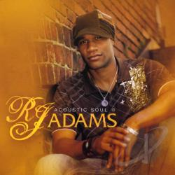 Adams, RJ. - Acoustic Soul CD Cover Art
