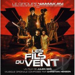 Christian Henson - Les Fils Du Vent CD Cover Art