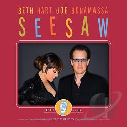 Bonamassa, Joe / Hart, Beth - Seesaw CD Cover Art