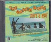 Beach Boys - Greatest Surfing Songs! CD Cover Art