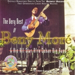 More, Beny - Very Best Of Beny More & His All Star Afro Cuban Big Band Vol. 1 (RCA) CD Cover Art